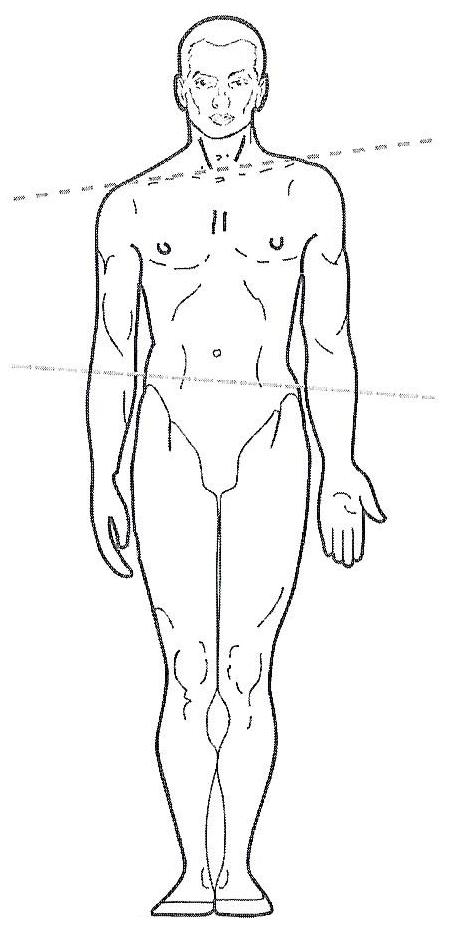 Exp posture face droitier