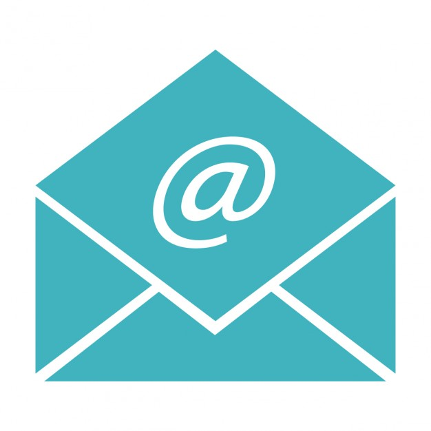 Open email envelope 1020 530